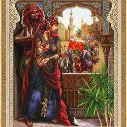 Пазл онлайн: Арабские сказки