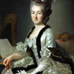 Пазл онлайн: Портрет мадам де Фриз