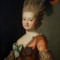 Пазл онлайн: Императрица Мария Федоровна