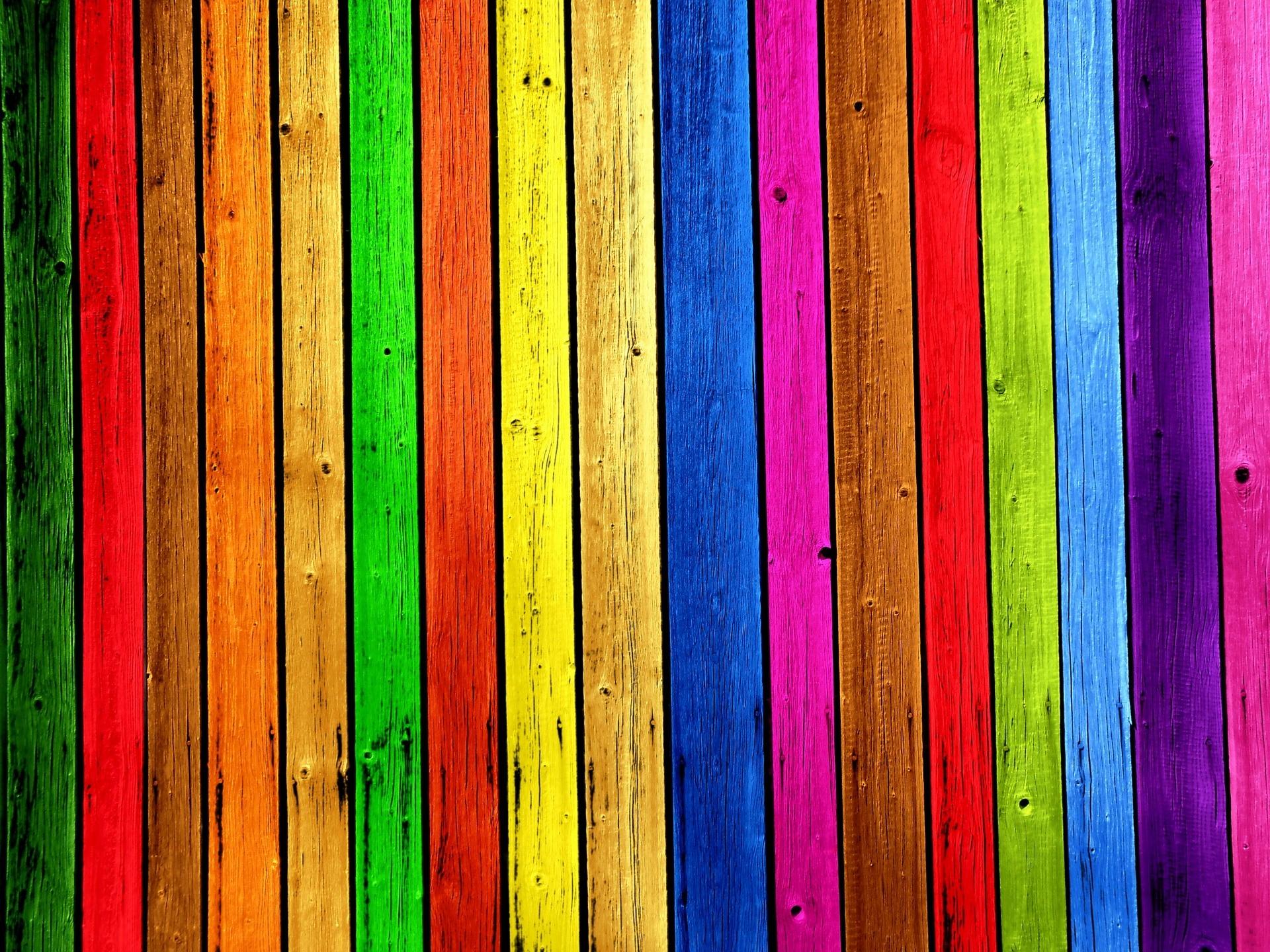 картинка разноцветных досок что