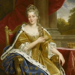 Пазл онлайн: Франсуаза Мария де Бурбон