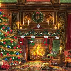 Пазл онлайн: Ожидание Нового года