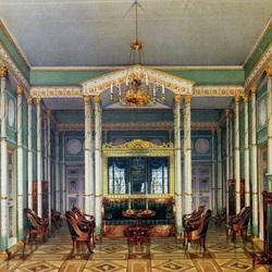 Пазл онлайн: Екатерининский дворец