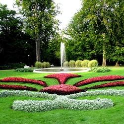 Пазл онлайн: Королевский Сад Праги