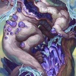Пазл онлайн: Драконий Зодиак: Водолей