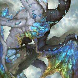 Пазл онлайн: Драконий Зодиак: Близнецы