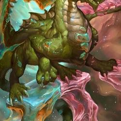 Пазл онлайн: Драконий Зодиак : Весы