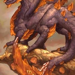 Пазл онлайн: Драконий Зодиак: Скорпион