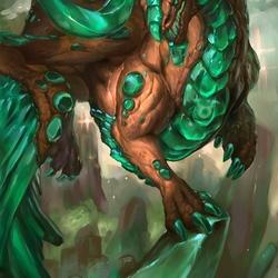 Пазл онлайн: Драконий Зодиак: Телец