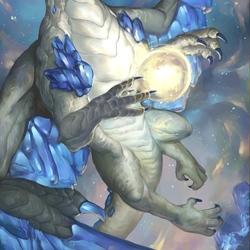 Пазл онлайн: Драконий зодиак: Дева
