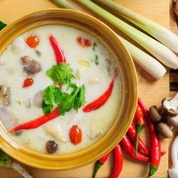 Пазл онлайн: Тайская кухня