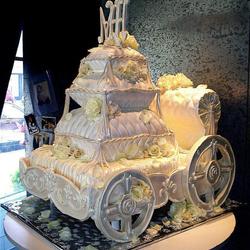 Пазл онлайн: Стильные торты