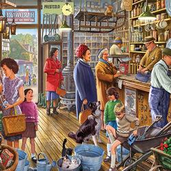 Пазл онлайн: В хозяйственном магазине