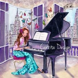 Пазл онлайн: Песня любви