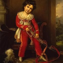 Пазл онлайн: Максимилиан, герцог Лейхтенбергский