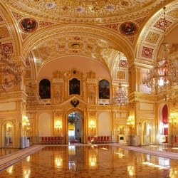 Пазл онлайн: Александровский Зал