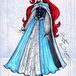 Пазл онлайн: Принцессы Диснея