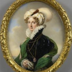 Пазл онлайн: Мари Амели, королева Франции