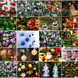 Пазл онлайн: Что растет на елке
