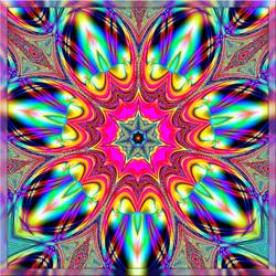 Пазл онлайн: Коллекционный цветок