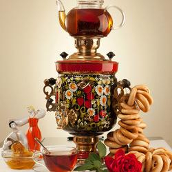 Пазл онлайн: Чай Марена красильная