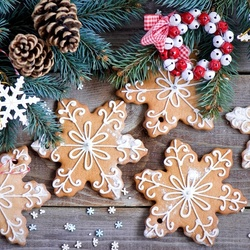 Пазл онлайн: Новогоднее настроение