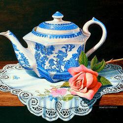 Пазл онлайн: Китайский чайник
