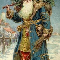 Пазл онлайн: Поздравление Святого Николая