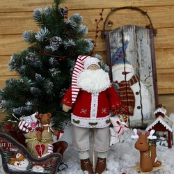 Пазл онлайн: Рождество