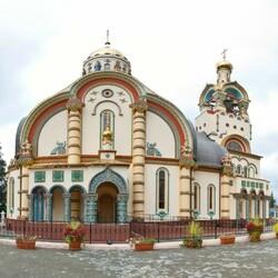 Пазл онлайн: Храм святого Георгия Победоносца