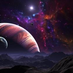 Пазл онлайн: Планета