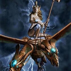 Пазл онлайн: Медная богиня