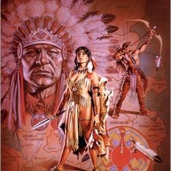 Пазл онлайн: Атуян / Athuaghin Clans