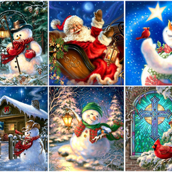 Пазл онлайн: Волшебный праздник