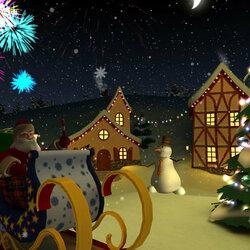 Пазл онлайн: Новогоднее чудо