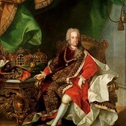 Пазл онлайн: Карл VI