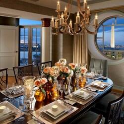 Пазл онлайн: Ужин в Вашингтоне