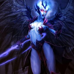 Пазл онлайн: Мстительный дух