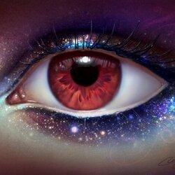 Пазл онлайн: The Eye of the Universe / Глаз вселенной