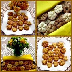 Пазл онлайн: Печенье