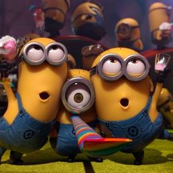 Пазл онлайн: Гадкий я: веселые Миньоны