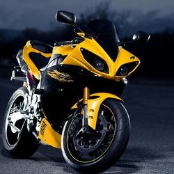 Пазл онлайн: Yamaha