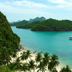 Пазл онлайн: Остров Ко Самуи