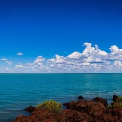 Пазл онлайн: Безбрежное море