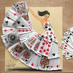 Пазл онлайн: Королева игры