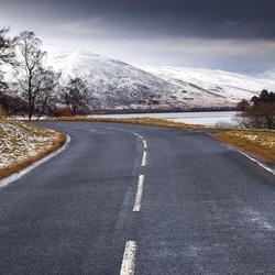 Пазл онлайн: Дорога
