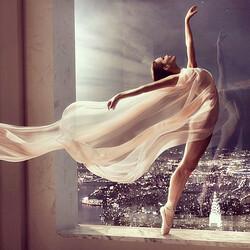 Пазл онлайн: Магия балета