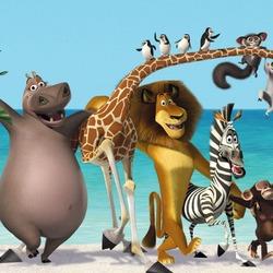 Пазл онлайн: Мадагаскар