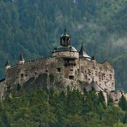 Пазл онлайн: Замок Хоэнверфен