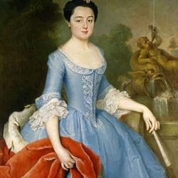 Пазл онлайн: Генриетта Екатерина Агнесса Ангальт-Дессауская